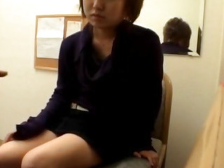 Japan dilettante sex on webcam with lustful chap with large dong