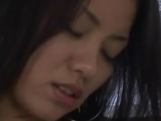 Kaede Matushima gets cock and cum in mouth