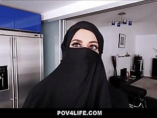 Fake Arab girl fucked