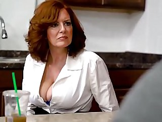 Hot milf Fucked By Stepson